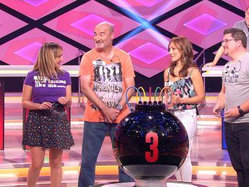 La televisiva relación que une al equipo 'Los Atrápame' en '¡Boom!'