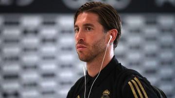 Sergio Ramos, capitán del Real Madrid