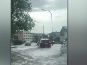 Inundaciones en Baleares por la DANA