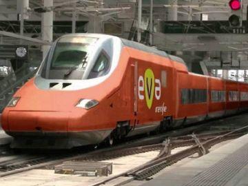 EVA, los trenes de renfe Low Cost