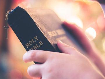 Imagen ilustrativa de la Biblia