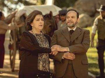 'El secreto de Puente Viejo': Francisca Montenegro dice adiós a Puente Viejo entre lágrimas
