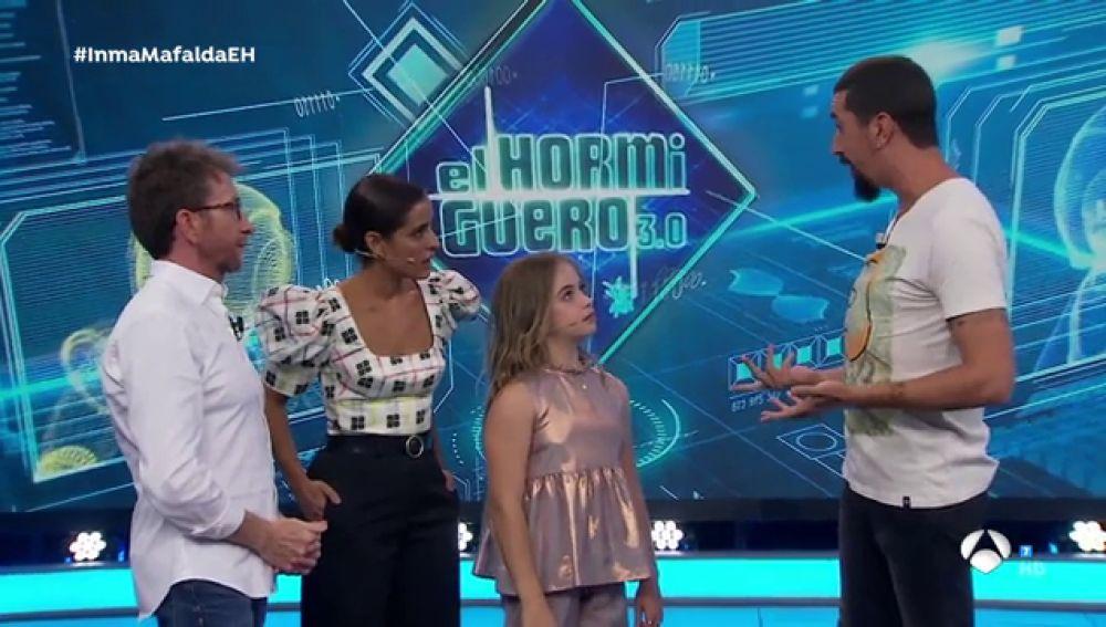 Revive la ciencia completa con Inma Cuesta y Mafalda Carbonell en 'El Hormiguero 3.0'