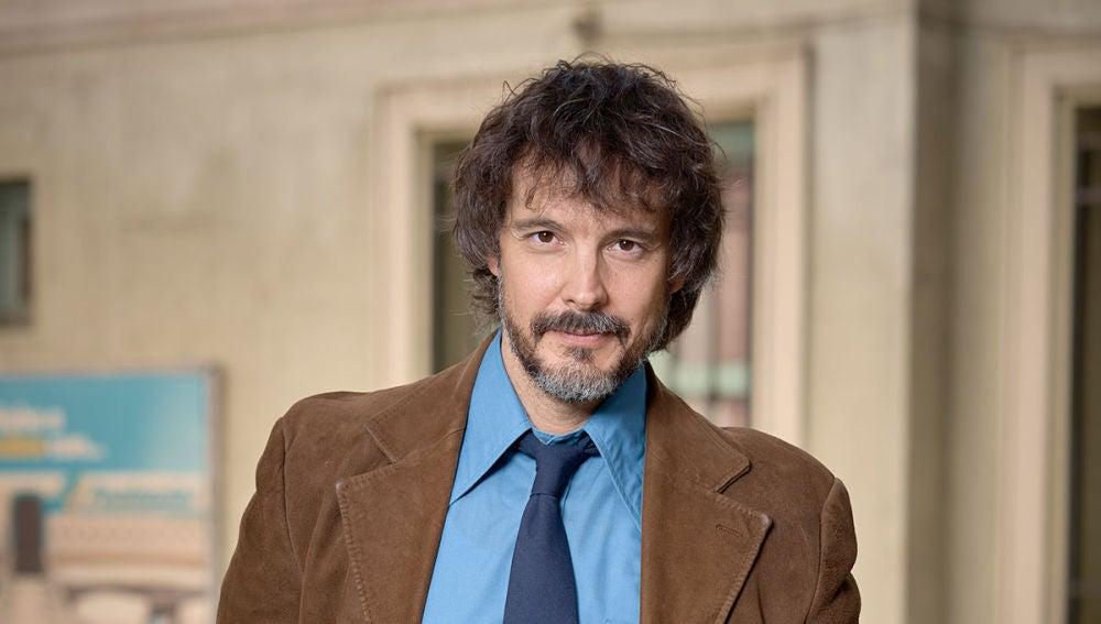 David Janer es Guillermo Galán en 'Amar es para siempre'
