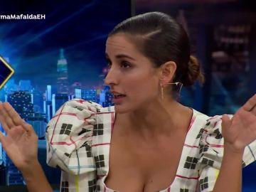 Inma Cuesta en 'El Hormiguero 3.0'