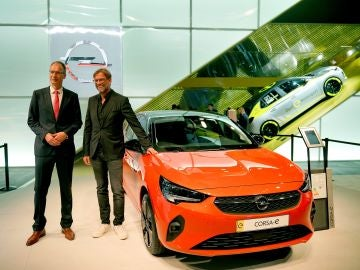 El nuevo Opel Corsa eléctrico