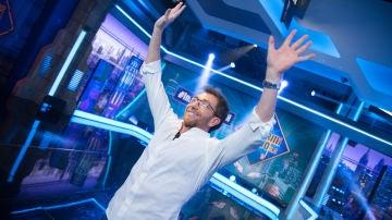 Inma Cuesta desvela en 'El Hormiguero 3.0' la discoteca en la que Pablo Motos fue DJ