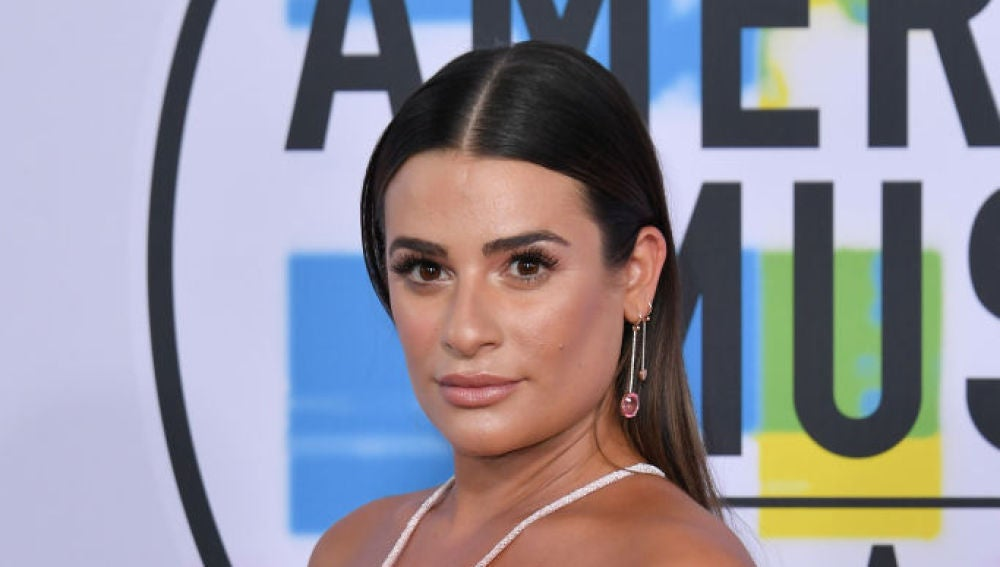 Lea Michele, protagonista de 'Glee'