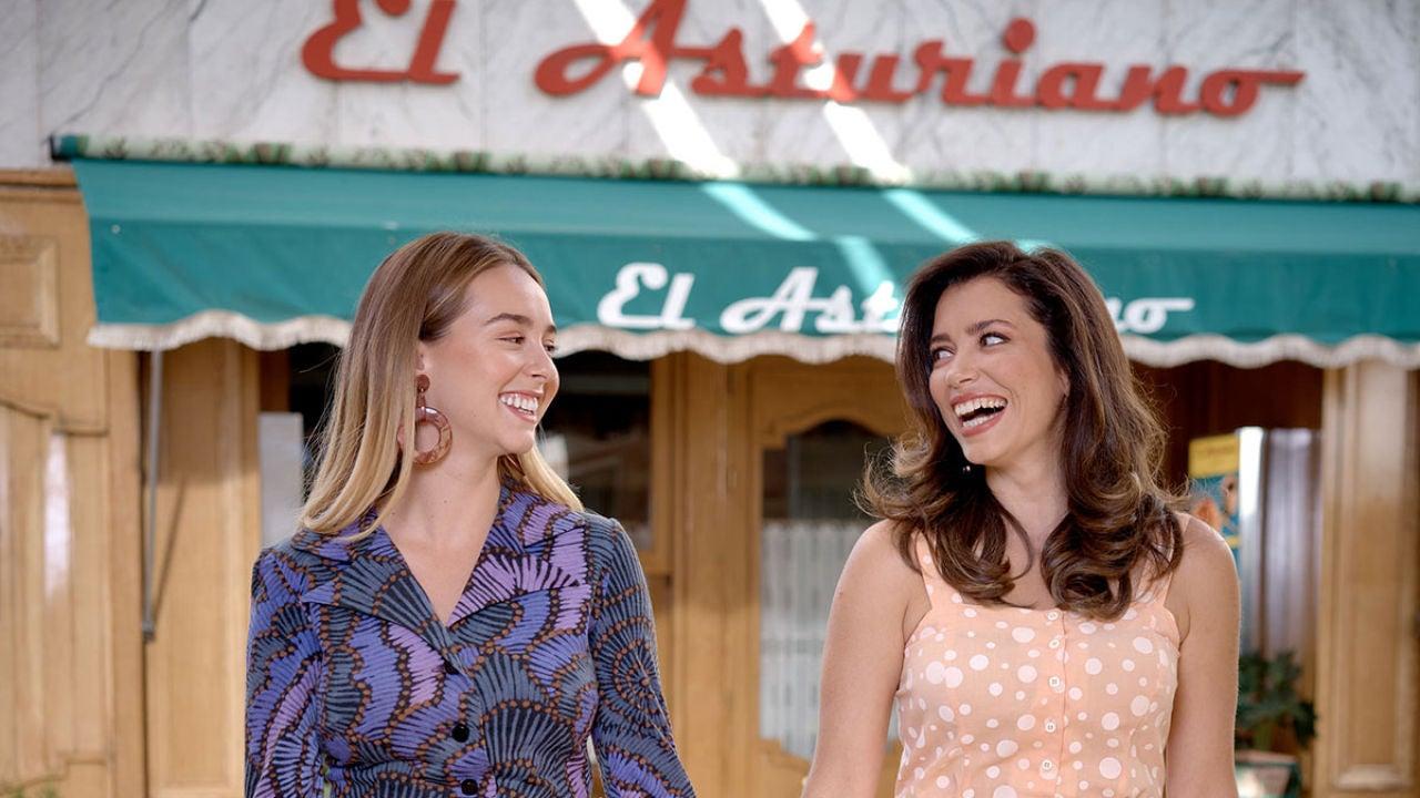 Paula Usero y Carol Rovira anuncian la noticia más esperada de 'Amar es para siempre' - Antena 3