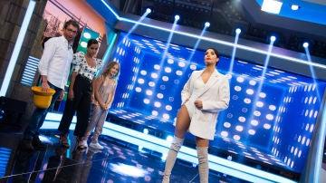 Pilar Rubio revela las tendencias de la nueva temporada otoño-invierno en 'El Hormiguero 3.0'