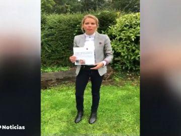 La hija de Macron lanza una campaña 'Me Too' contra Bolsonaro por sus comentarios machistas