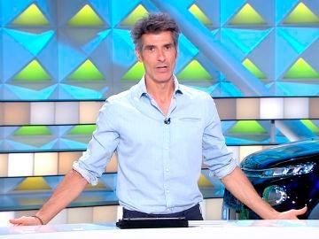 """""""¡Así no, Beyoncé!"""", la crítica de Jorge Fernández a la artista en 'La ruleta de la suerte'"""
