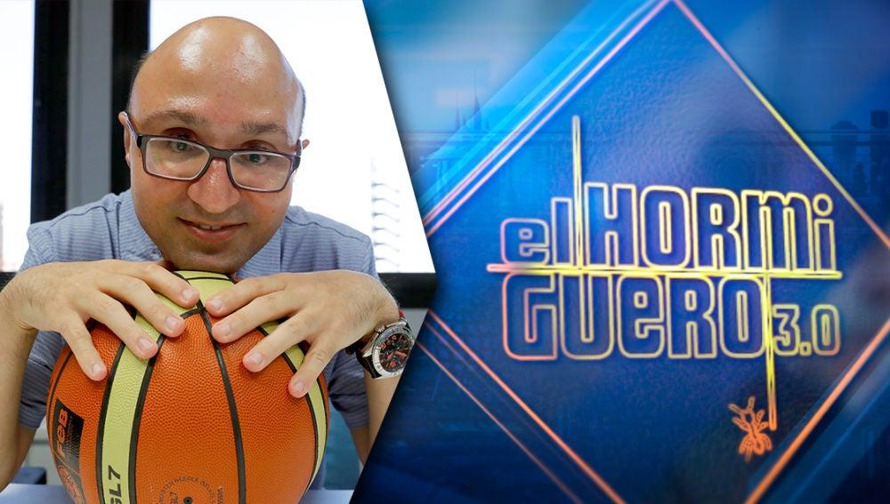 Jesús Vidal enseña su nuevo libro el próximo miércoles en 'El Hormiguero 3.0'