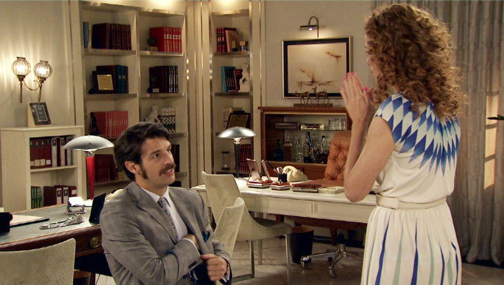 Avance 'Amar es para siempre': Carlos, más enamorado que nunca de Ana, le pide matrimonio