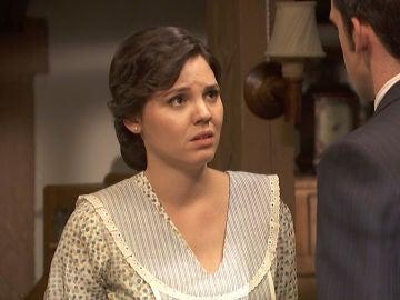 La emotiva declaración de intenciones de Marcela a Tomás