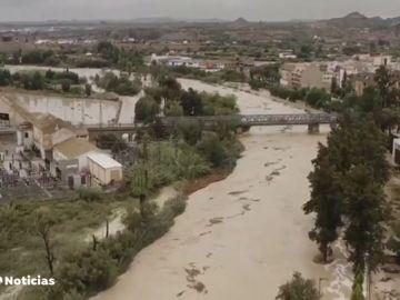 Río en Murcia