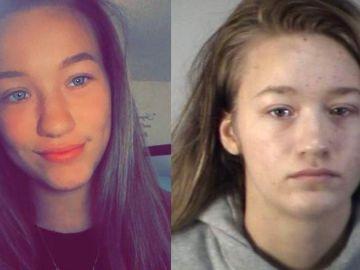 Alyssa Hatcher, una joven de 17 años, contrató a dos sicarios para tratar de matar a sus madres