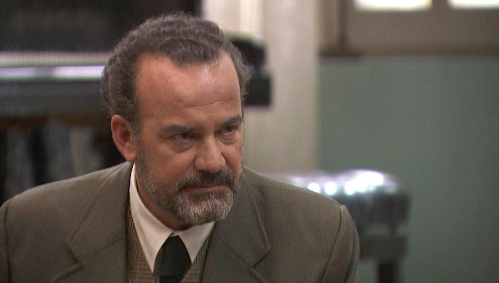 Ignacio Solozábal, dispuesto a jugarse la vida por salvar a sus hijas