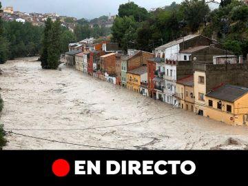 DIRECTO: La Dana en Comunidad Valenciana y Murcia