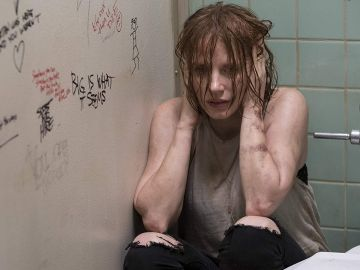 Jessica Chastain como Beverly en 'It: Capítulo 2'