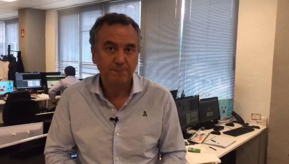 """LOS ESCENARIOS DE LA DANA: """"HA LLOVIDO EN UN DÍA LO QUE EN TODO UN AÑO"""""""