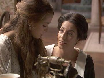 'El secreto de Puente Viejo': El gran consejo de Manuela para conseguir calmar a Carolina