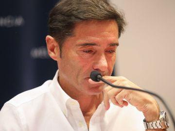 El técnico asturiano Marcelino García Toral