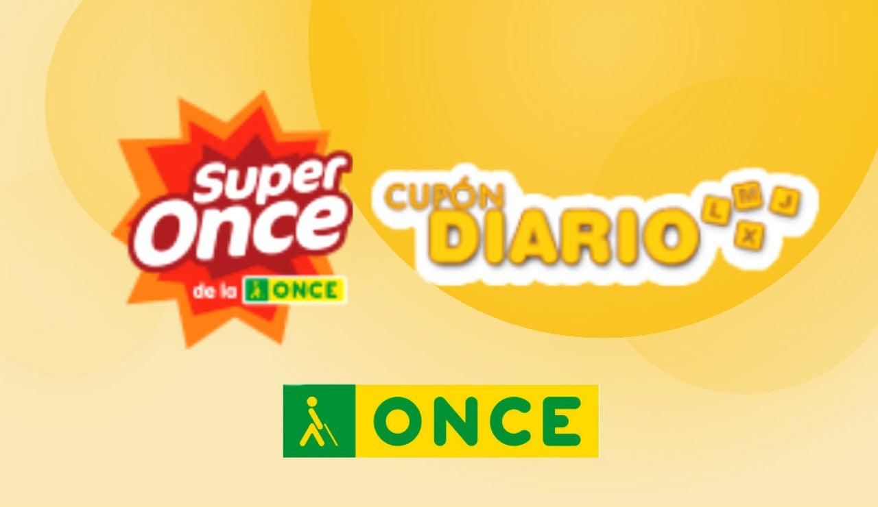 Resultados ONCE hoy: Cupón diario y Super Once