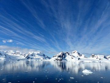 La situacion de los oceanos y los hielos terrestres es critica