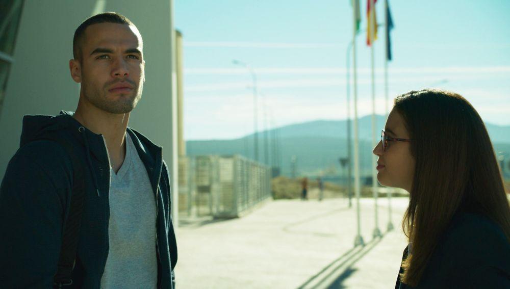"""Hugo, en libertad condicional gracias a Triana: """"Volver a ejercer la prostitución no es una buena idea"""""""