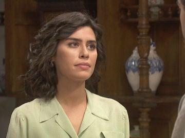 Avance 'El secreto de Puente Viejo': Matías se encuentra con Alicia Urrutia, su nuevo contacto
