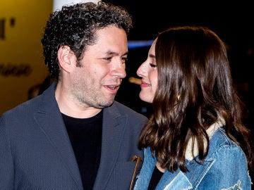 Gustavo Dudamel y María Valverde, tan enamorados como el primer día