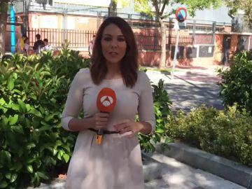 Encuentran nueve paquetes de hachís en un parque infantil de Getafe