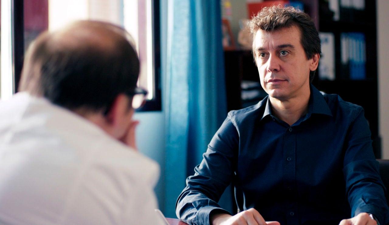 Javi está dispuesto a donar su riñón a Joaquín