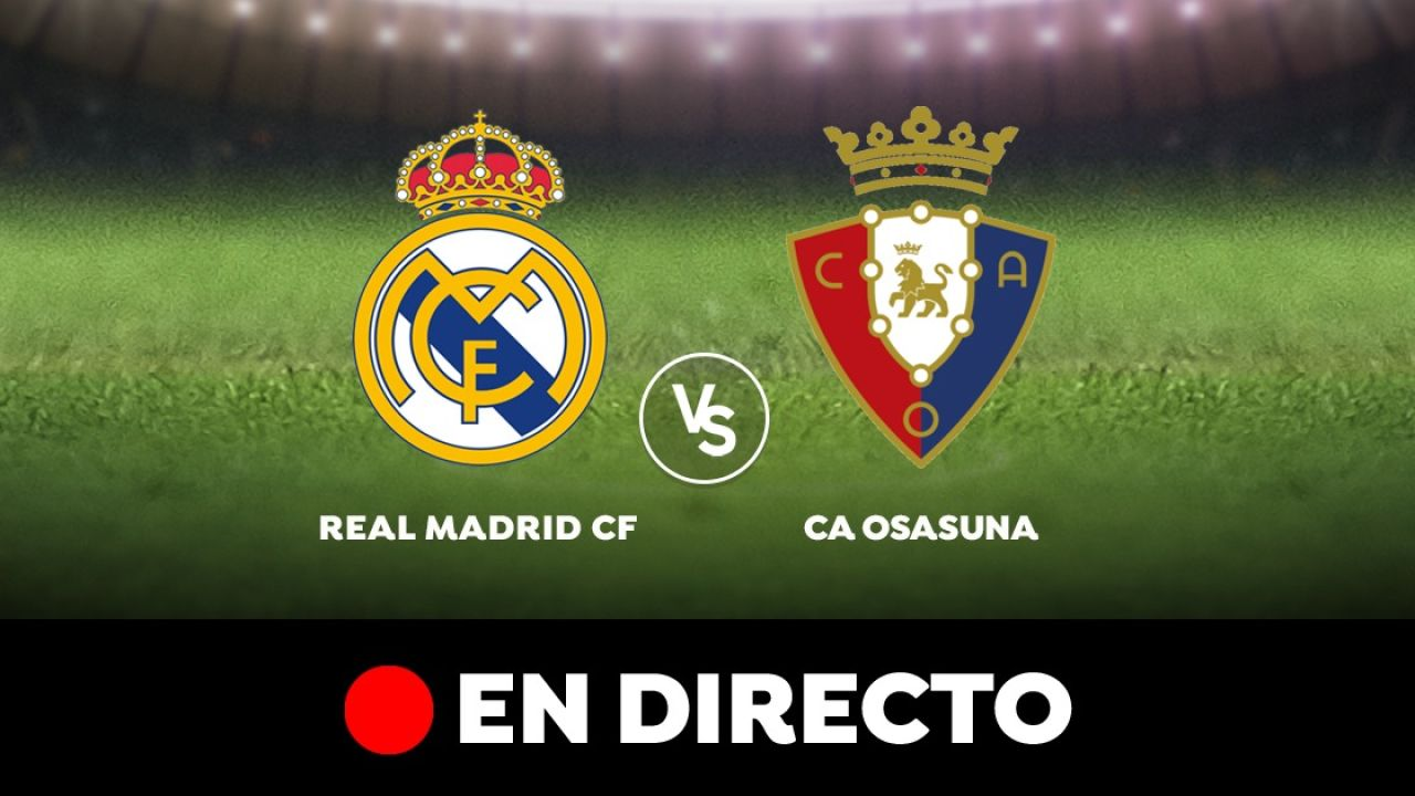 Real Madrid Osasuna