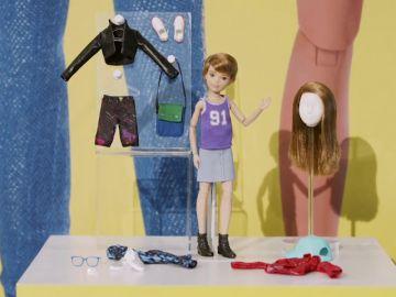 Crean los primeros muñecos customizables de género inclusivo