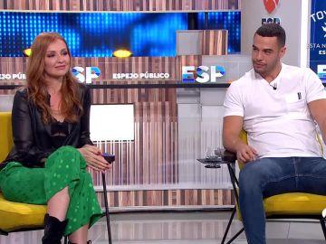 Entrevista a Cristina Castaño y Jesus Mosquera