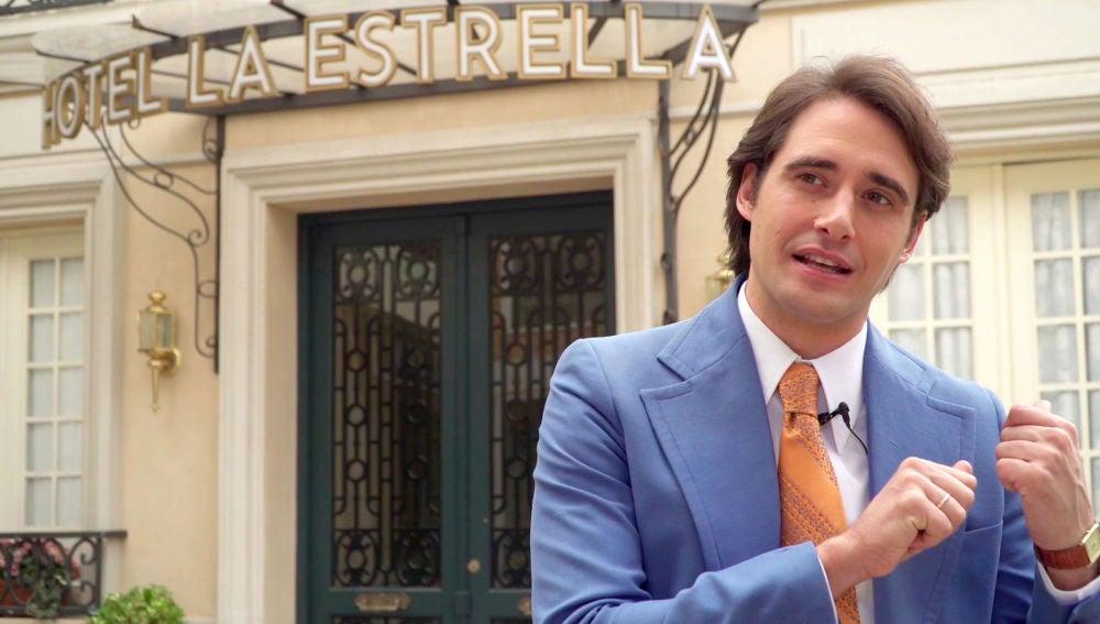 """Llorenç González: """"Jacobo oculta algo que tiene que ver con su pasado"""""""