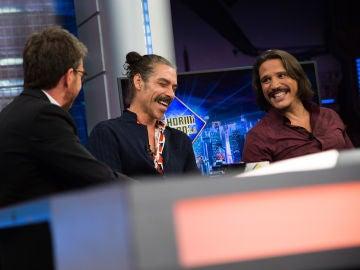 Así se enteraron Sergio Peris-Mencheta y Óscar Jaenada de que iban a formar parte de 'Rambo V: Last Blood'