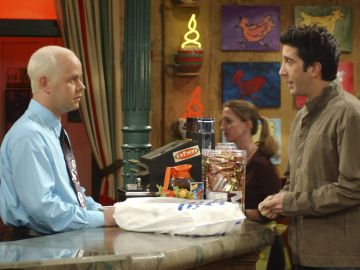 James Michael Tyler, Gunther en 'Friends'