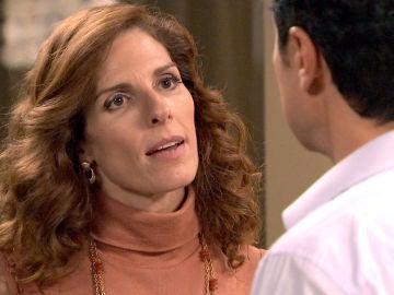 Julia no va a permitir que Armando destroze sus ilusiones