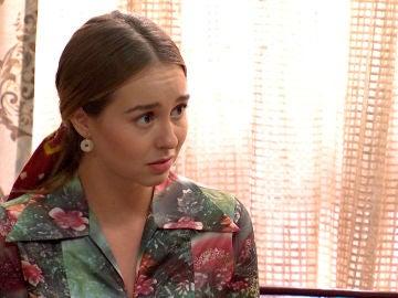 Luisita, culpable por sentirse feliz a pesar de estar lejos de Amelia