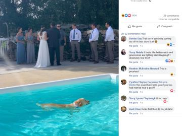 La boda de Savannah Bordeau
