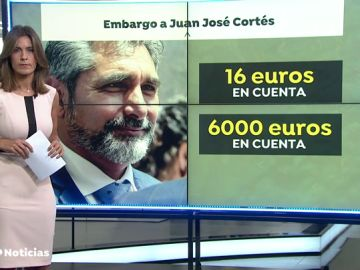 El Congreso embarga el sueldo al diputado del PP Juan José Cortes por una deuda de 19.000 euros
