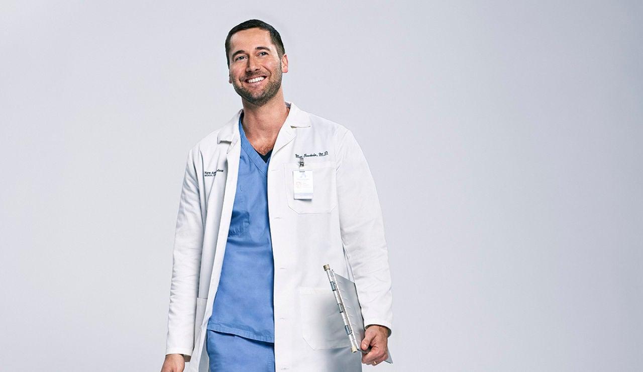 RYAN EGGOLD ES EL DOCTOR MAXIMUS GOODWIN