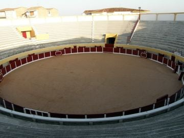 Plaza de toros Jaén (Archivo)
