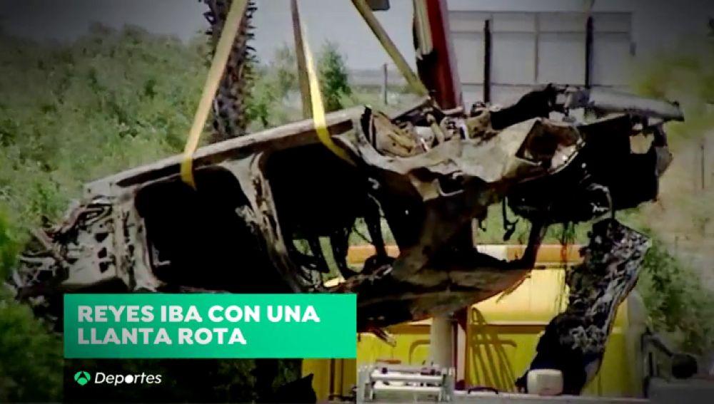 Espejo Público destapa nuevas pruebas sobre el accidente de tráfico de José Antonio Reyes