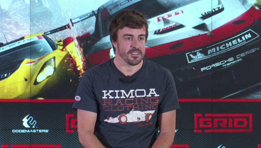 """El zasca de Fernando Alonso a Pedro de la Rosa: """"Es de otra generación"""""""