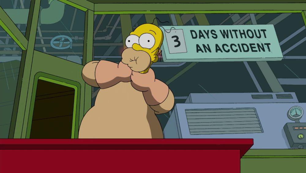 La cabecera más catastrófica de 'Los Simpson' en la que todos mueren