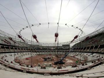 El Wanda Metropolitano, el primer estadio 100% digital de Europa
